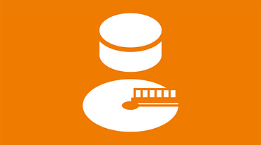 Wastewater and sewage treatment plant icon