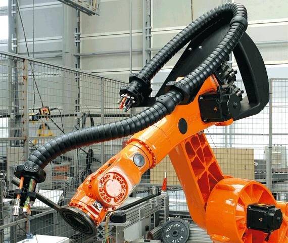 triflex fanuc robot
