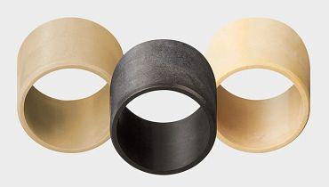 Plain bearings iglidur RW370 GV0 and J350