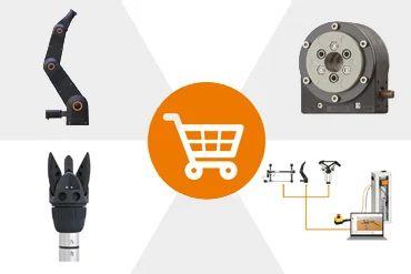 icono de la tienda online