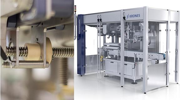 Hochleistungspolymere in Etikettiermaschinen