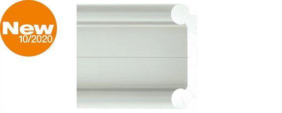 Deliksiz WS 10-40 - temiz eloksallı ray