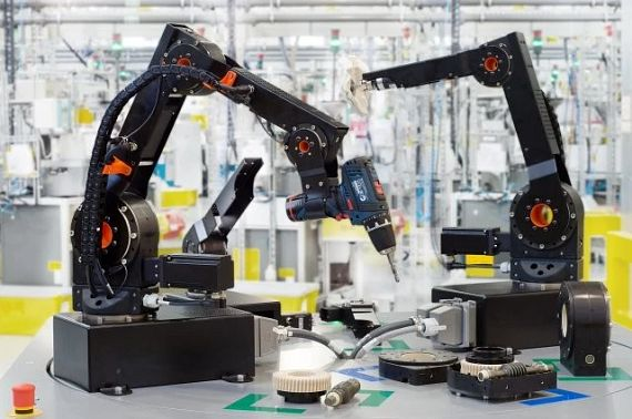 robolink robot machinetools application