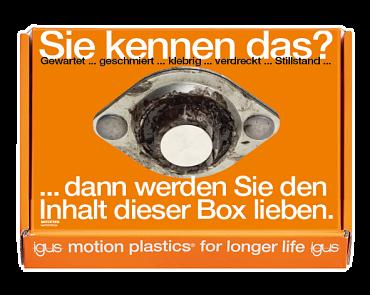 igubal® sample box