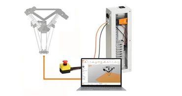 Motorsteuerung für delta Roboter