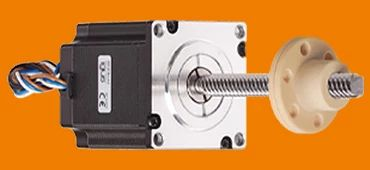 Lead screw stepper motor drylin E