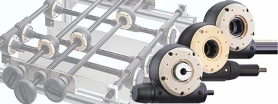 Modular gearbox system