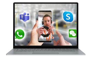 LCA virtual live demonstration