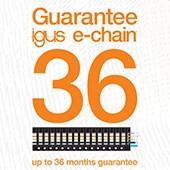36 month energy chain guarantee