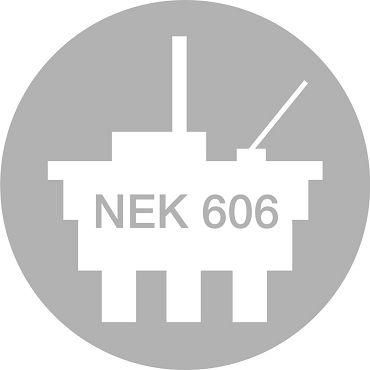 NEK 606 logo