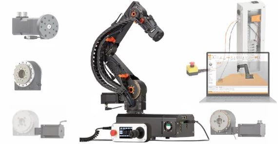 Build a barista robot