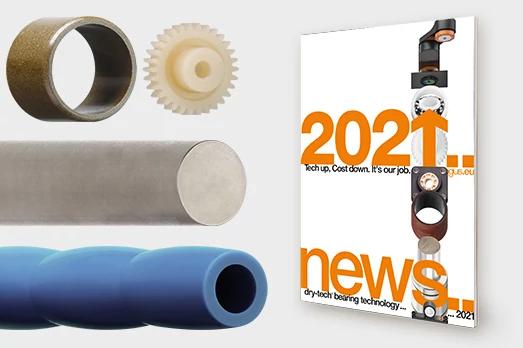 news 2021 dry-tech catalogue