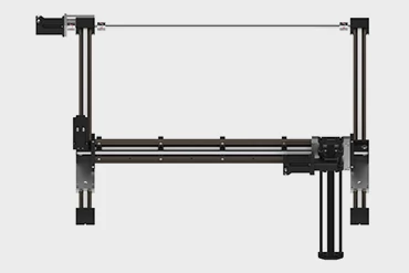 linear robots for xyz movement