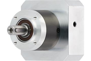 drylin® E Motorgetriebe Flansch 90 mm