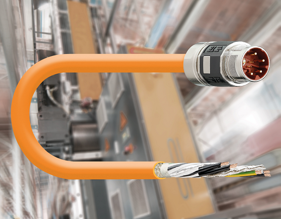 readycable Siemens hybrid cables with OCC