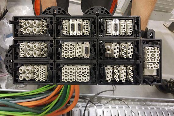 Module Connect Steckergesicht