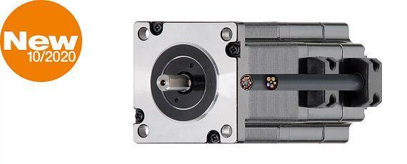 Hall/açısal kodlayıcılı ve frenli EC/BLDC motorlar
