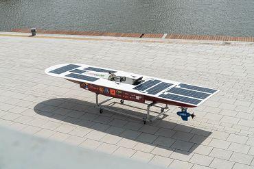 Autonomes Solarboot Solaris